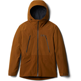 Mountain Hardwear Sky Ridge Gore-Tex Jack Heren, golden brown